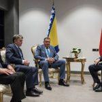 Članovi Predsjedništva sa Erdoanom: Ubrzati aktivnosti na projektu autoputa